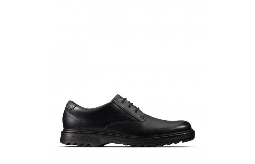 CLARKS Clarks Asher Jazz Youth Shoes