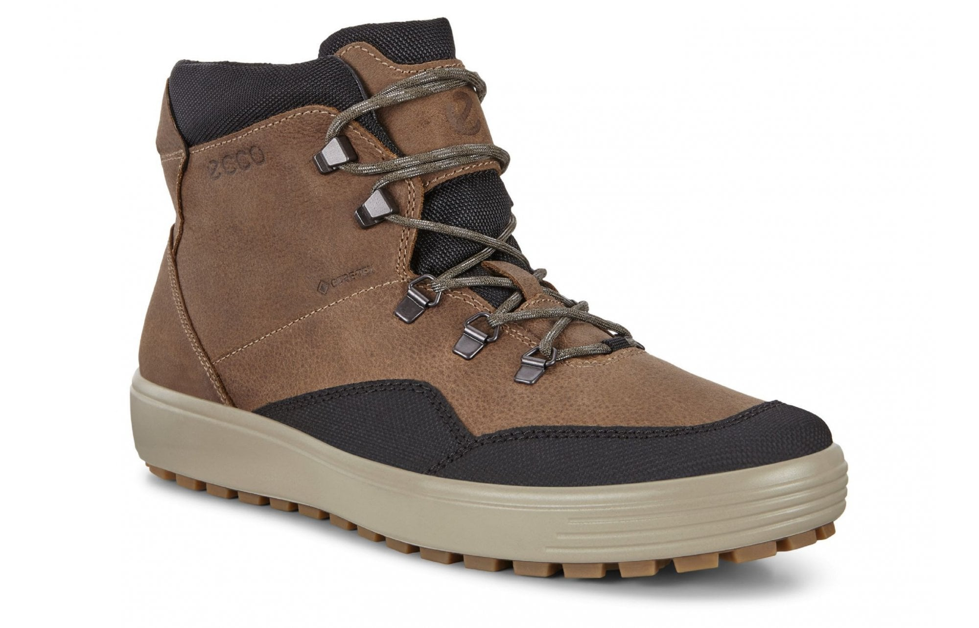 ECCO Ecco Soft 7 Tred M Mens Boots - Brown - Men from Johnsons Shoes UK