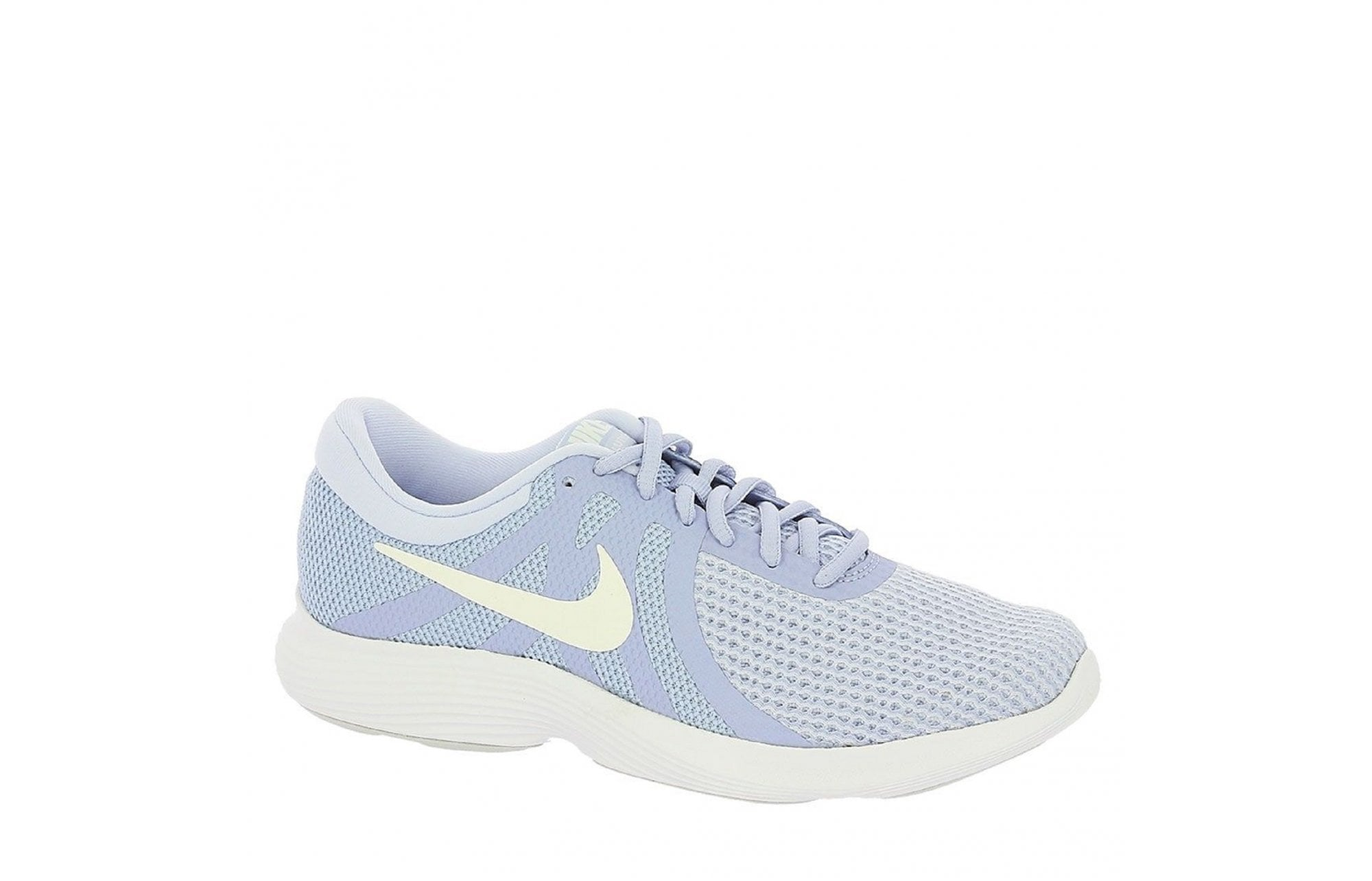 Refinería Aplicando agrio  NIKE Nike Revolution 4 EU Youth Trainers - Blue - Children from Johnsons  Shoes UK