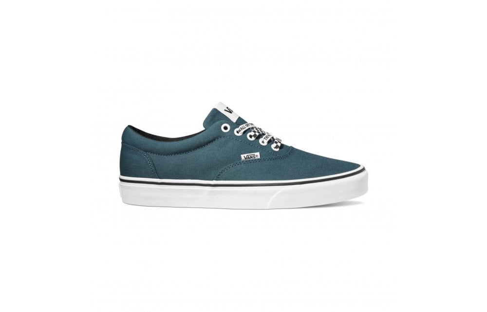 VANS Vans Doheny Chequer Youth Trainers